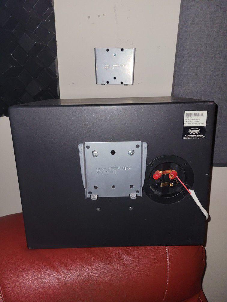 2 Klipsch Kl-525 THX