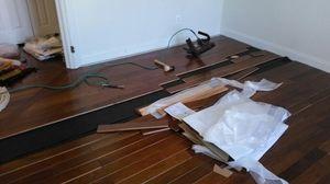 Paint .hardwoods floors Laminate floring for Sale in Fairfax, VA