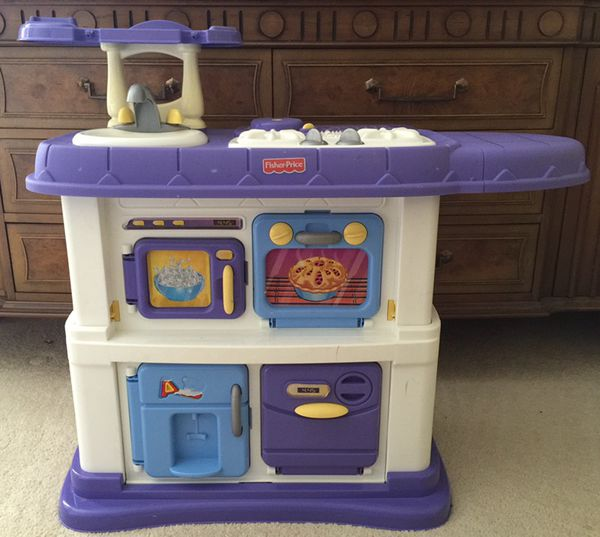 1d94d1cf9 Fisher Price Play Kitchen for Sale in Boiling Springs