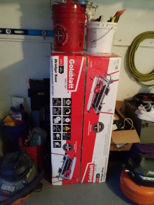 Tile saw (New In Box) for Sale in Orlando, FL