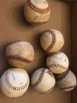 Baseballs ⚾️ for Sale in Chevy Chase, MD