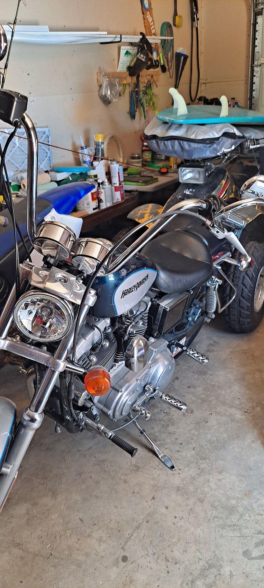 Photo 2001 Harley Davidson SPORTSTER 1200 XL