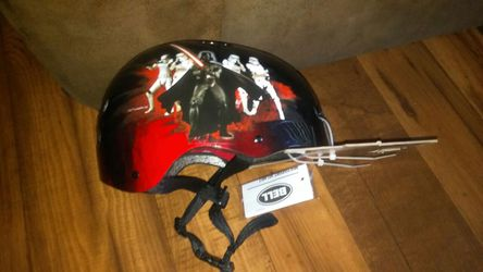 Scooter and new free helmet Thumbnail
