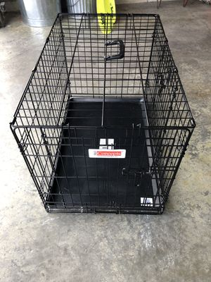 Photo Pro concepts 30 inch dog cage dog crate black