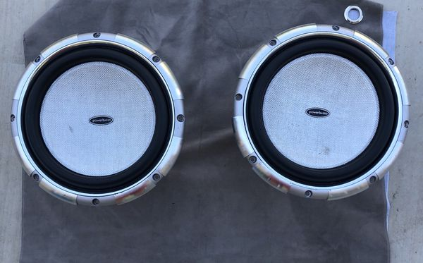 "PowerBass 12"" Competition Subwoofers for Sale in Wildomar, CA - OfferUp"