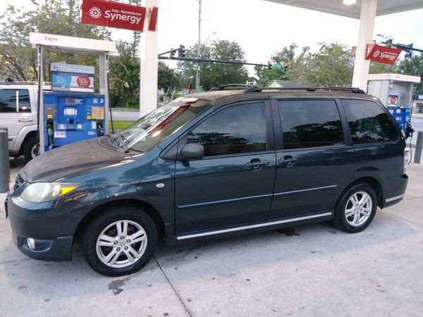 1900 Good A To B Transportation 2004 Mazda Mpv Van For In Jacksonville Fl Offerup