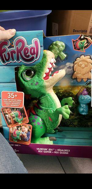 Fur real munchin rex for Sale in Lynn, MA