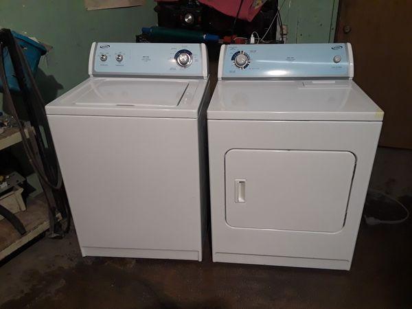 Crosley Washer Amp Dryer For Sale In Denver Co Offerup