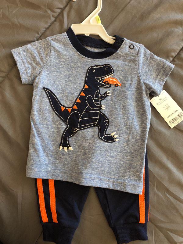 c99ba0cb4 Carters baby boy dinosaur outfit for Sale in Hemet
