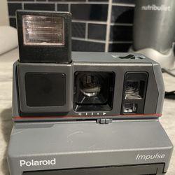 Vintage Polaroid Impulse camera, Works  Thumbnail