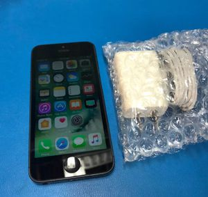 Apple iPhone 5 -Black 64GB Unlocked -4G LTE Smartphone for Sale in College Park, MD
