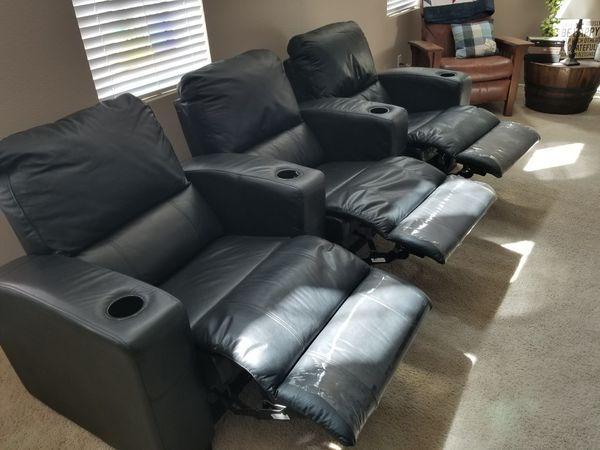 home theater chairs for sale in menifee ca offerup