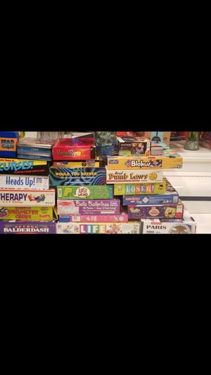Games and puzzles for Sale in Miami, FL