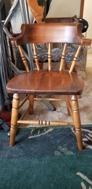 4 vintage captain chairs for Sale in Alexandria, VA