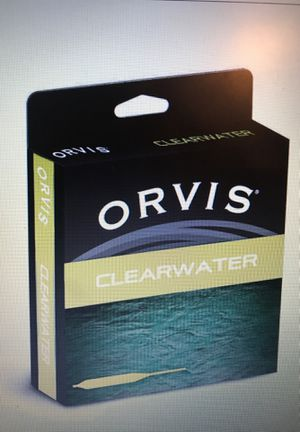 3wt Orvis Clearwater Fly Line for Sale in Houston, TX