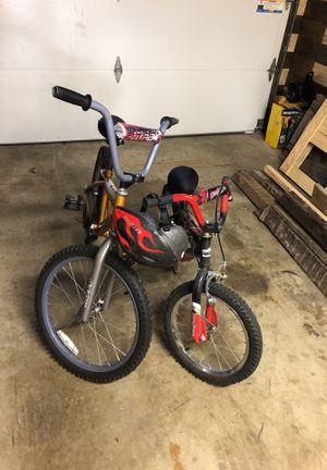 1 little kids and one Older kids bike must go before December 28 2018 for Sale in Derwood, MD
