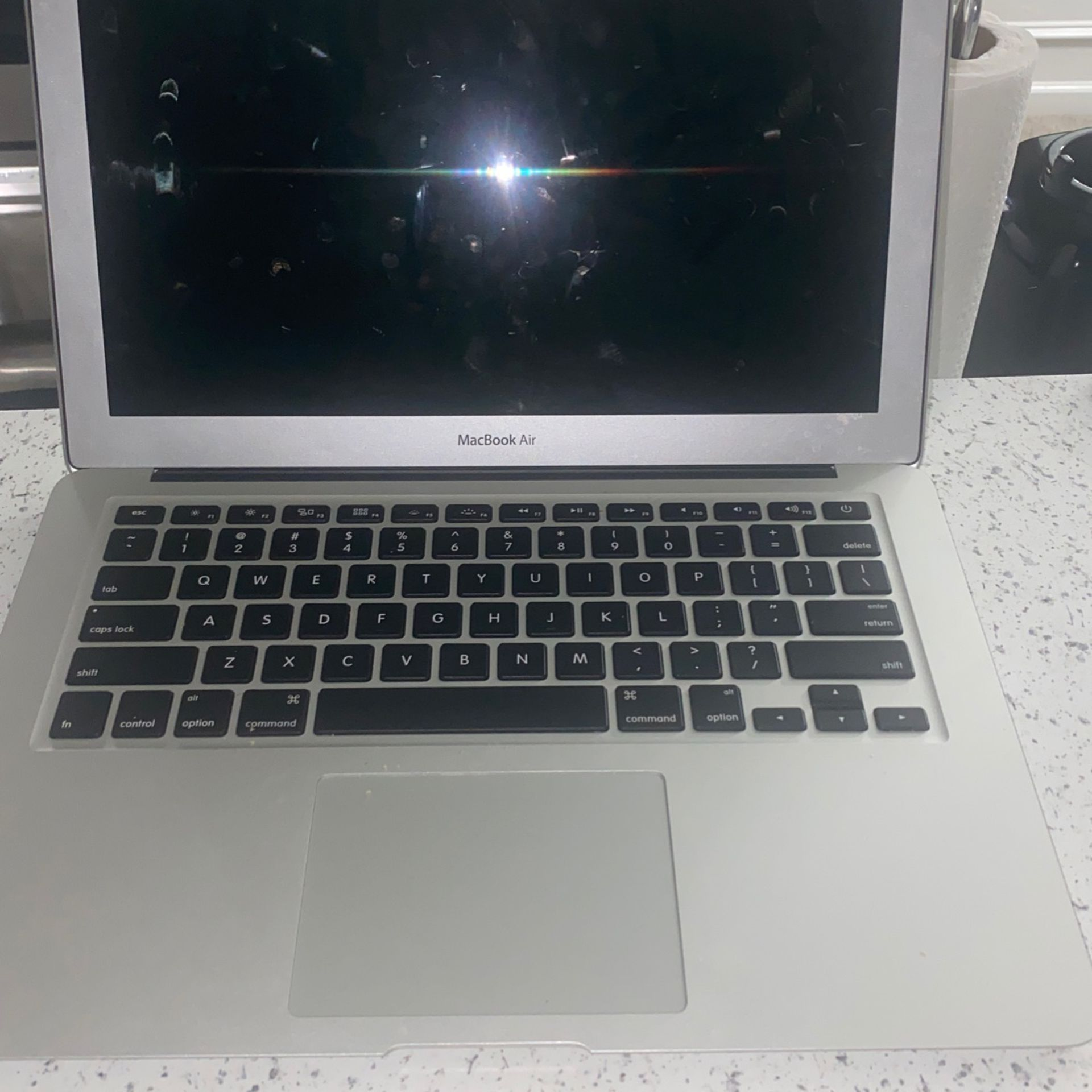 Silver 13.3 MacBook For Sale