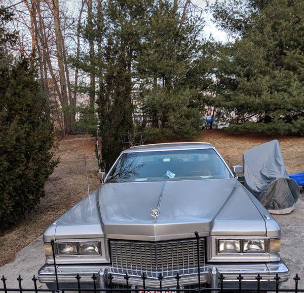 Cadillac Coupe DeVille For Sale In Billerica, MA