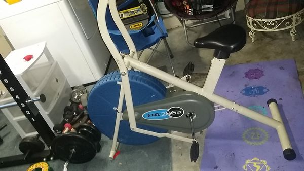 exercise bike excel 286a model for sale in oak harbor wa offerup