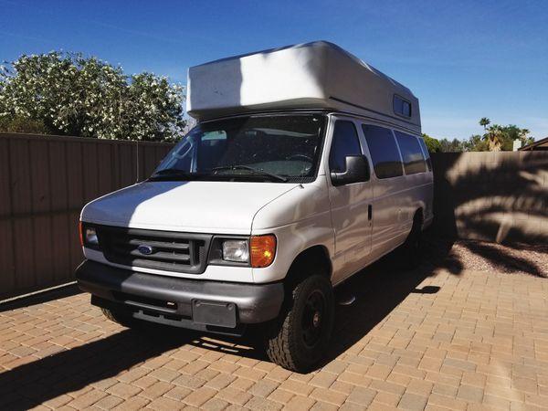 2004 Ford E350 Super Duty Extended Adventuremobile Camper Van For Sale In Phoenix AZ