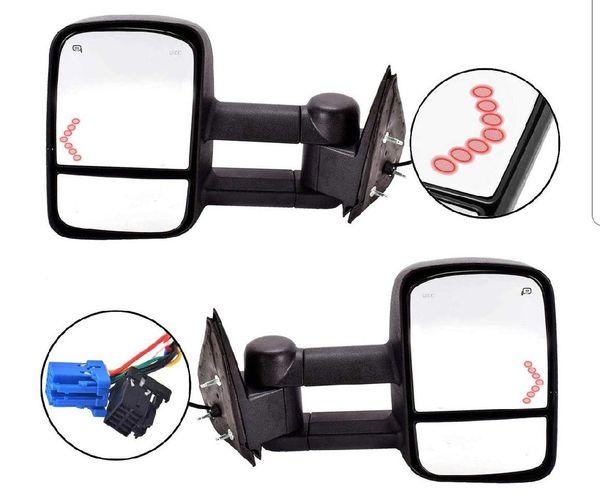 drivers side mirror for 2003 chevy silverado