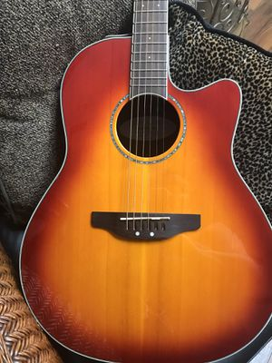 Ovation Celebrity guitar for Sale in Winter Park, FL