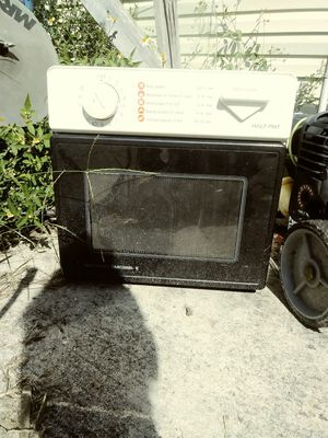 Pop up camper microwave for Sale in Tampa, FL