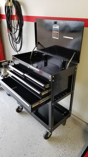 Tool Box / Tool Cart in Excellent Condition for Sale in Olympia, WA