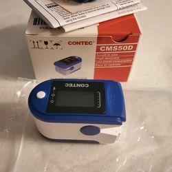 Pulse Oximeter,Heart Rate Monitor Thumbnail