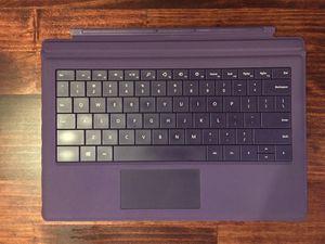 Microsoft Surface Pro 3 Cover Keyboard for Sale in Auburn, WA