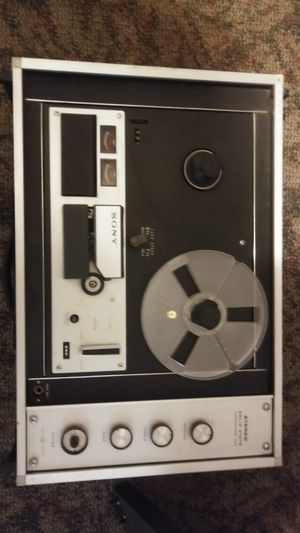 Sony Tapecorder 260 Reel to Reel for Sale in South Hill, VA