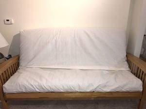 Futon Mattress Full Sized (Like New) for Sale in Silver Spring, MD