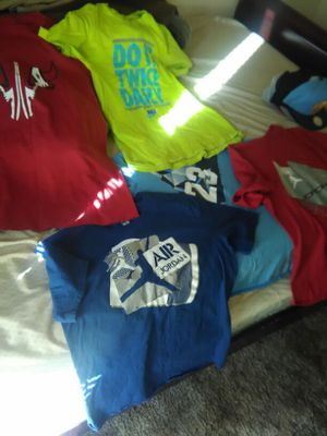 All size large great condition need to be iron 30 takes all for Sale in Denver, CO