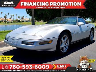1996 Chevrolet Corvette Thumbnail