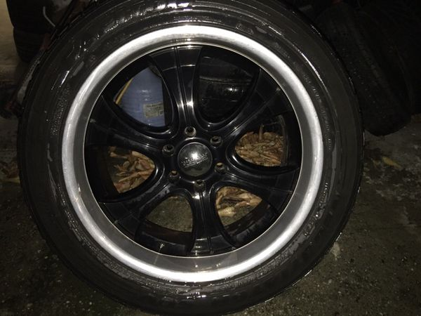 22 22 Inch Boss 6 Lug Tires And Wheels For Sale In Long Beach Ca