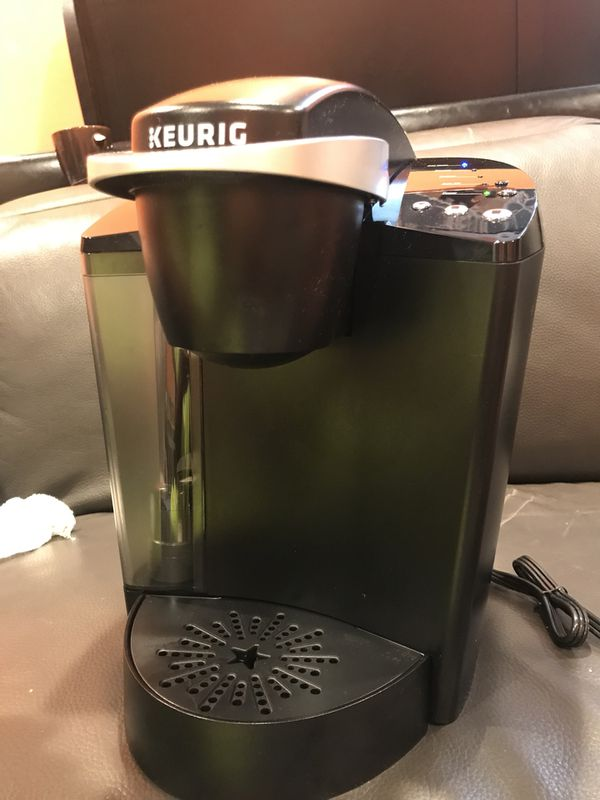 Keurig K55 Single Serve Coffee Maker Black For Sale In Providence Ri