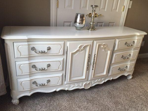 Vintage Century Furniture Long Dresser Louisville Ky