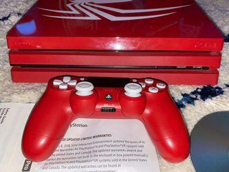 PlayStation 4 Pro Spider-Man Edition  Thumbnail