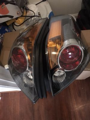 Nissan Altima oem tail lights 2017 _12 for Sale in North Bethesda, MD