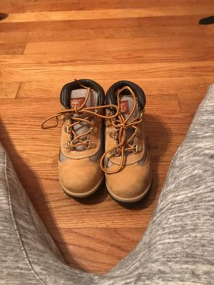 Boys Timberland boots for Sale in Mechanicsville, VA