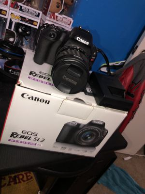 New and Used Canon for Sale in Houston, TX - OfferUp