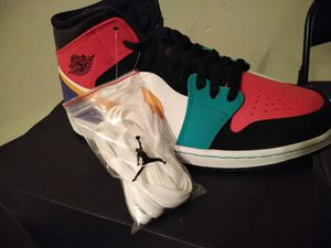 d983394066cdc0 Jordan 1 multi color size 11.5 for Sale in West Chicago