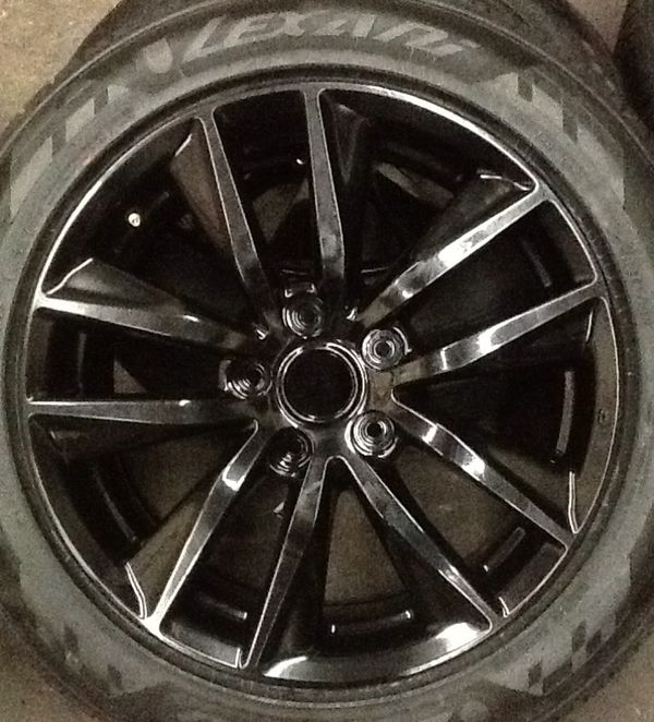 """Original 17""""NISSAN ALTIMA/Q50 Wheels With New Tires For"""