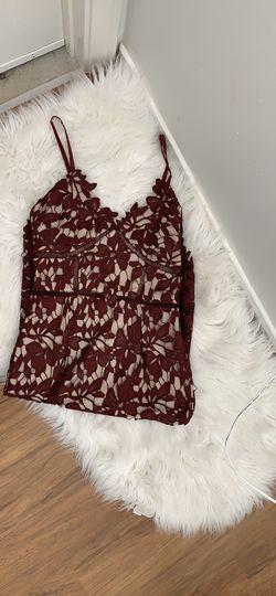 Lace Midi Dress Thumbnail