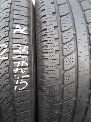 235/70-15 #2 tires for Sale in Alexandria, VA