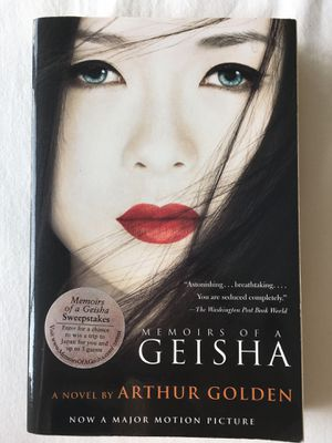 Memoirs of a Geisha - Arthur Golden for Sale in Baltimore, MD