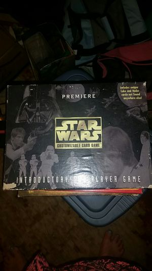 STAR WARS GAME for Sale in Washington, DC