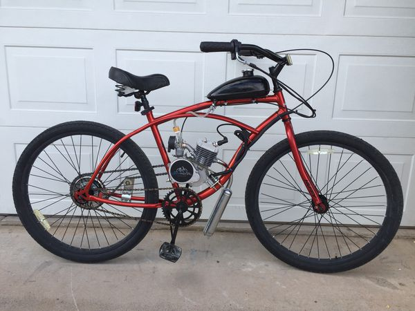 Motorized Bikes Parts Services For Sale In Phoenix Az Offerup