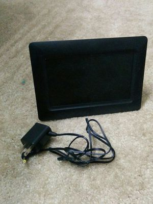 Digital Picture Frame with Box packing for Sale in Henrico, VA