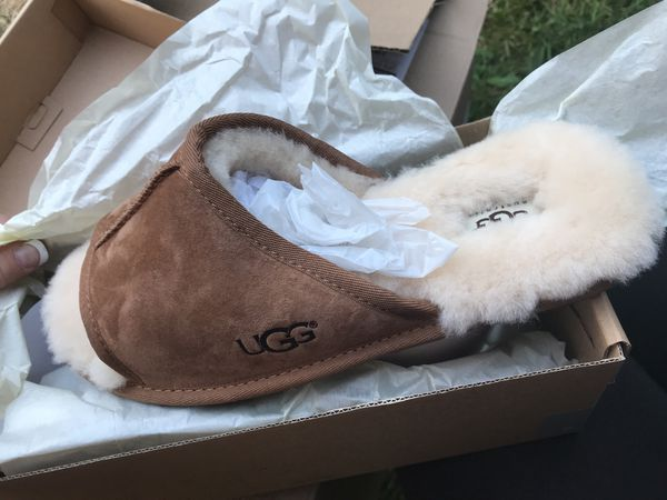 0179a65dea2 Brand new UGG Mellie slippers women's 10. for Sale in Tacoma, WA - OfferUp